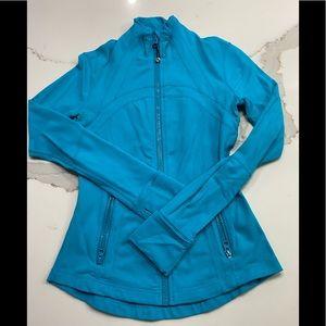 Lululemon Blue Define Jacket